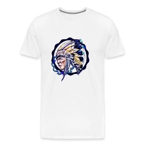 INDIO COLOR - Camiseta premium hombre