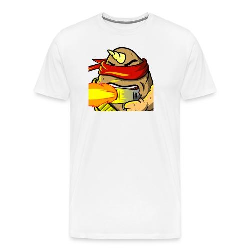 Potato Aim - Männer Premium T-Shirt