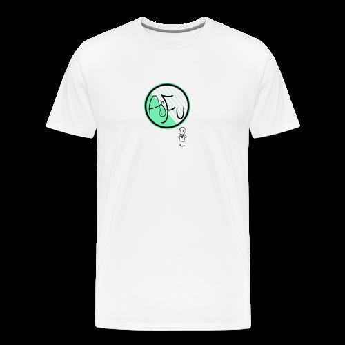 MintAsFu Logo - Men's Premium T-Shirt