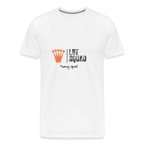 #Money Squad - Men's Premium T-Shirt