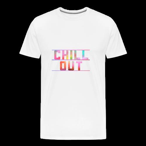 ChillOut - Männer Premium T-Shirt