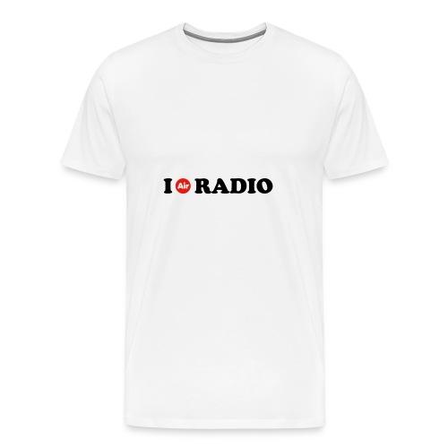 Camiseta I Air Radio Mujer - Camiseta premium hombre