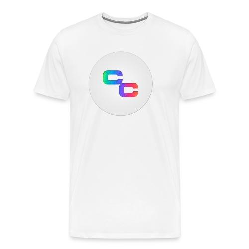 Callum Causer Rainbow - Men's Premium T-Shirt