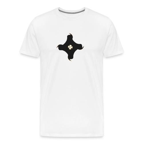 AnanasMC Premium Logo - Männer Premium T-Shirt
