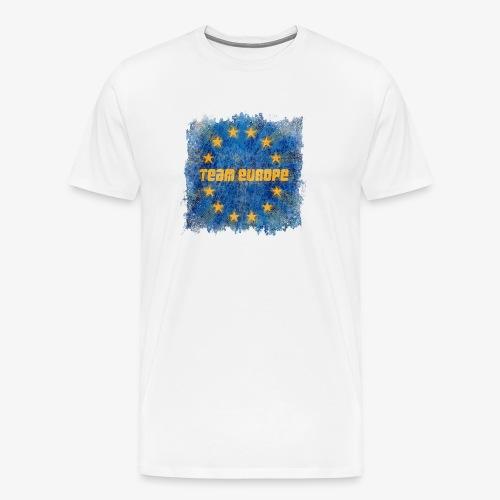 team europe - Miesten premium t-paita