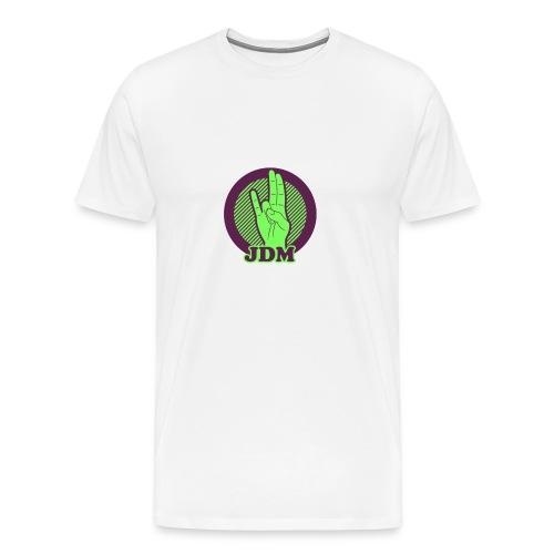 JDM SYMBOL - Maglietta Premium da uomo