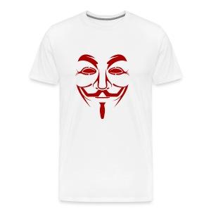Anonym - Männer Premium T-Shirt