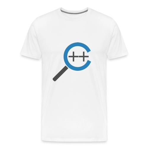 C++ Insights Logo - Männer Premium T-Shirt