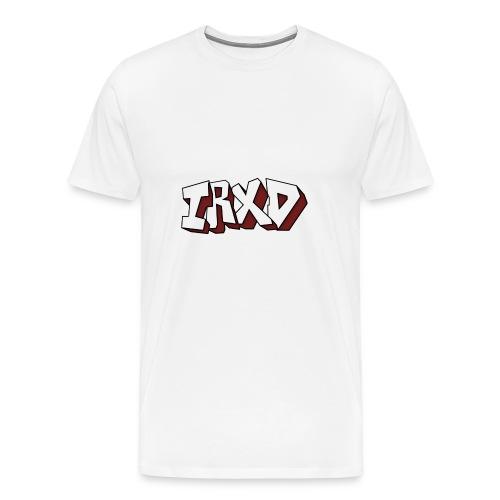 t-shirt voor vrouwen met lange mouwen - Mannen Premium T-shirt