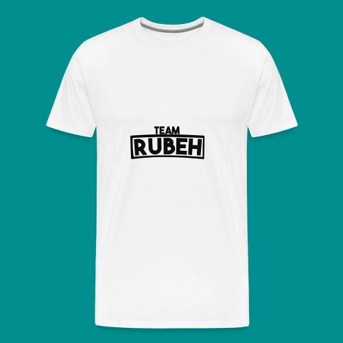 I phone 6/6s Premium Telefoon hoesje - Team Rubeh - Mannen Premium T-shirt