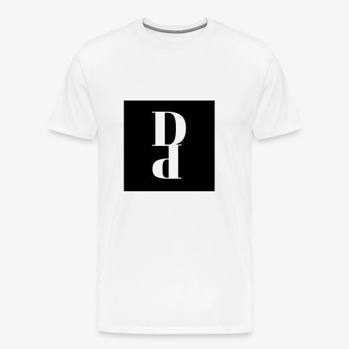 DPxx M.1 BW - Premium-T-shirt herr