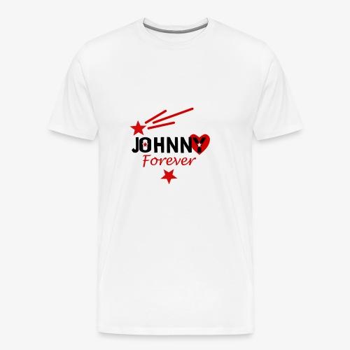 Johnny forever - T-shirt Premium Homme