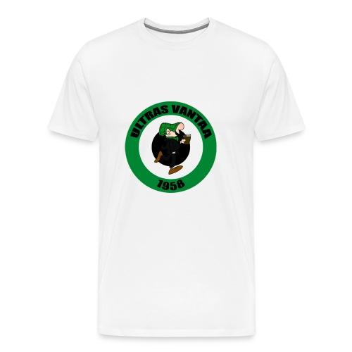 Ultras Vantaa Logo - Miesten premium t-paita