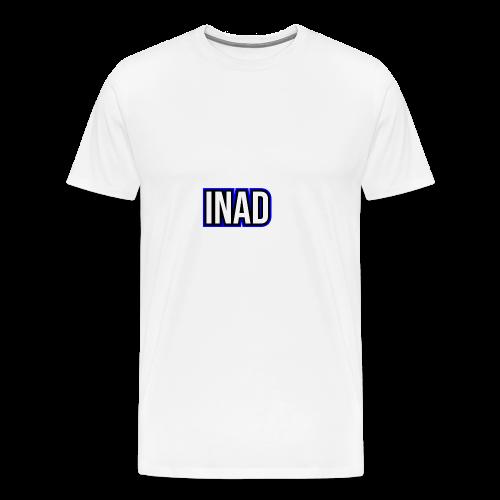 inad - Mannen Premium T-shirt