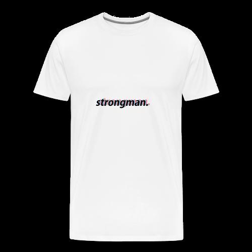 Starker Mann - Männer Premium T-Shirt