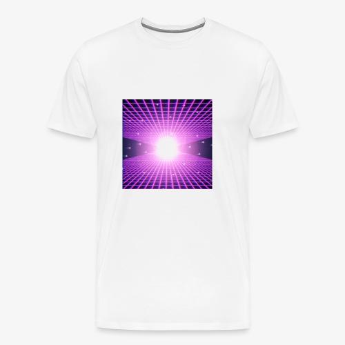 Star - Koszulka męska Premium