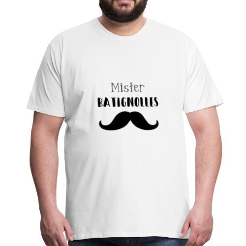 Mister Batignolles - T-shirt Premium Homme