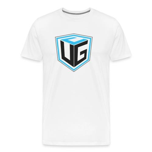 Ultimate Gaming Community Cube - Männer Premium T-Shirt