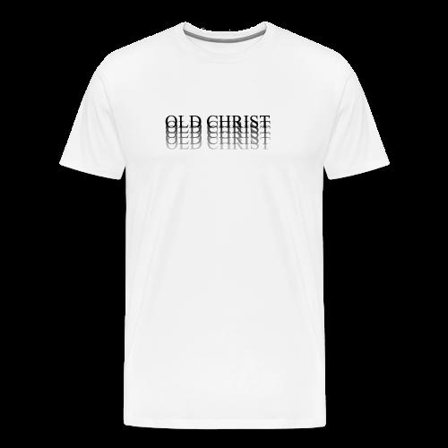 OLD CHRIST FADE LOGO - Men's Premium T-Shirt
