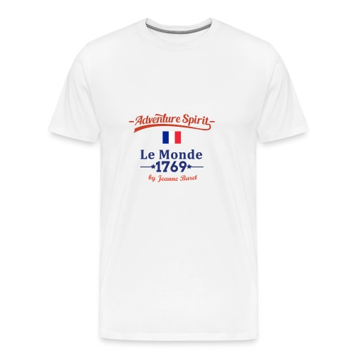 Adventure Spirit France - Männer Premium T-Shirt