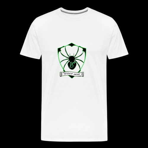 Spider army - Männer Premium T-Shirt