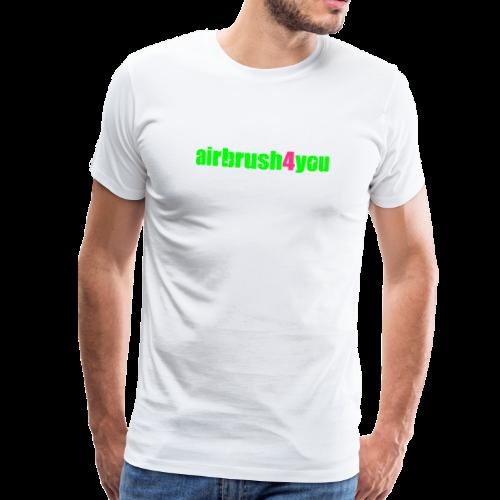 Airbrush 4 You - Männer Premium T-Shirt