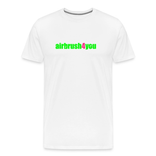 Airbrush 4 You - Männer Premium T-Shirt