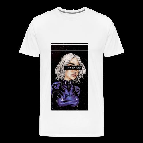 ★ space girl ★ - Männer Premium T-Shirt
