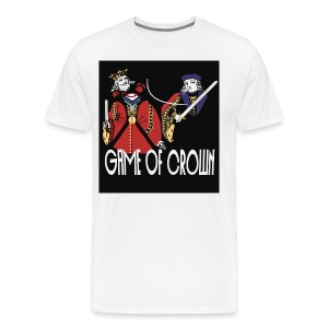 Game of Crown. - T-shirt Premium Homme