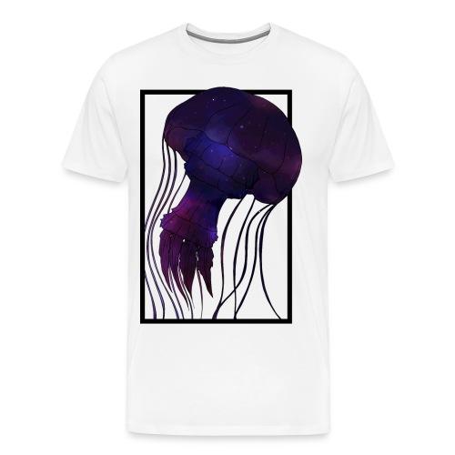 Cosmic Wave - Männer Premium T-Shirt