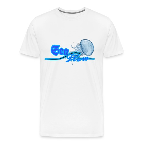 Sea Flow logo medusa abbigliamento - accessori - Maglietta Premium da uomo