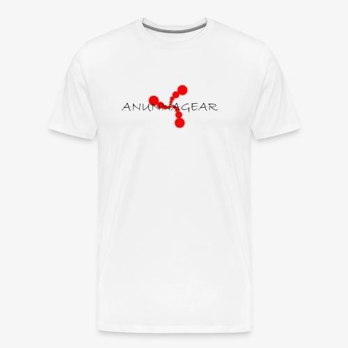 Anunnagear brand logo - Mannen Premium T-shirt
