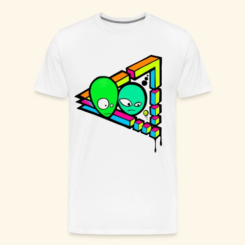 Alien GaffShop - Men's Premium T-Shirt