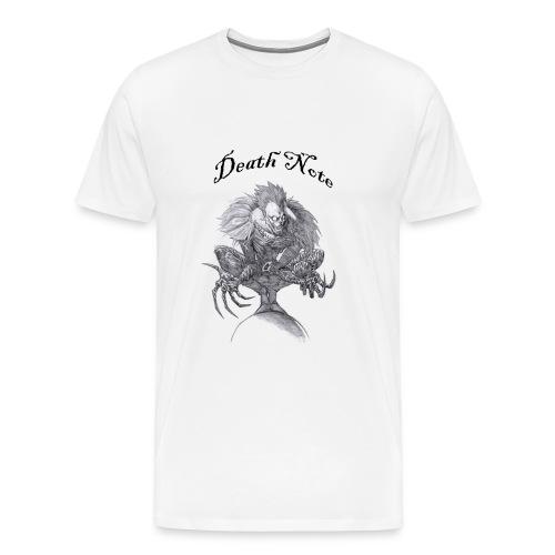 death note t-shirt - T-shirt Premium Homme