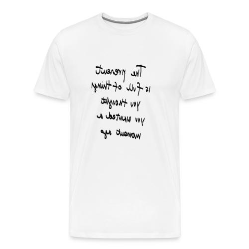 meditshirts_Now - Men's Premium T-Shirt