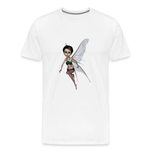 Linda hada impresionante - Camiseta premium hombre