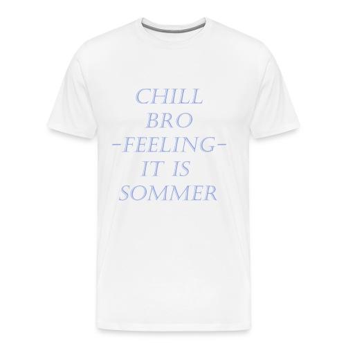 chilloeoet 1 - Männer Premium T-Shirt