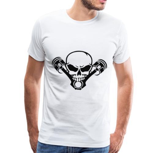 Design 1 - Männer Premium T-Shirt