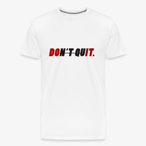 Motivations Design - Männer Premium T-Shirt