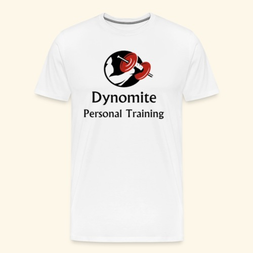 Dynomite Personal Training - Men's Premium T-Shirt