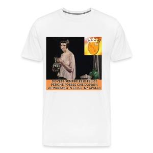 Tristezza - Maglietta Premium da uomo