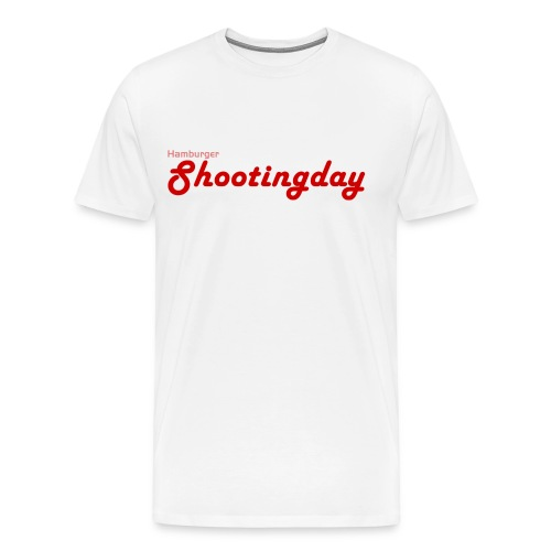 Shootingday classic - Männer Premium T-Shirt