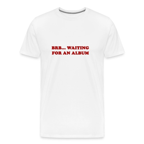 Album Shirt - Mannen Premium T-shirt