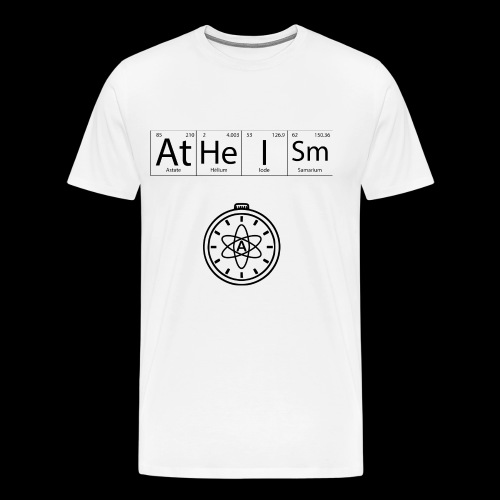 AtHeISm - T-shirt Premium Homme