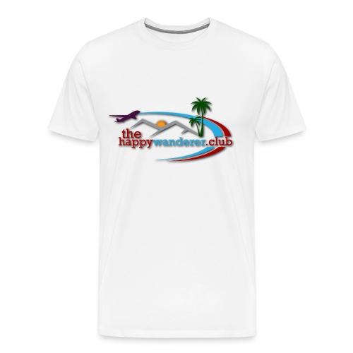 The Happy Wanderer Club - Men's Premium T-Shirt