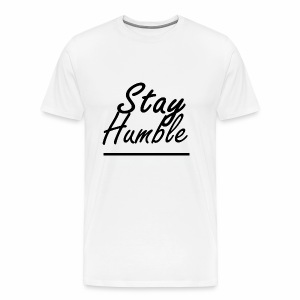 stay humble tee - Men's Premium T-Shirt