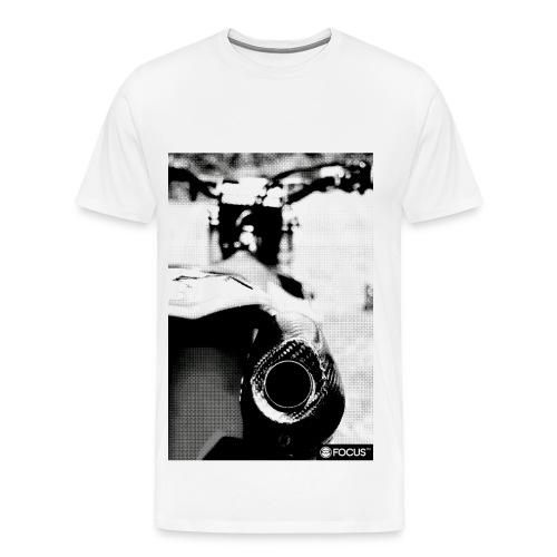 EXHAUST - Männer Premium T-Shirt