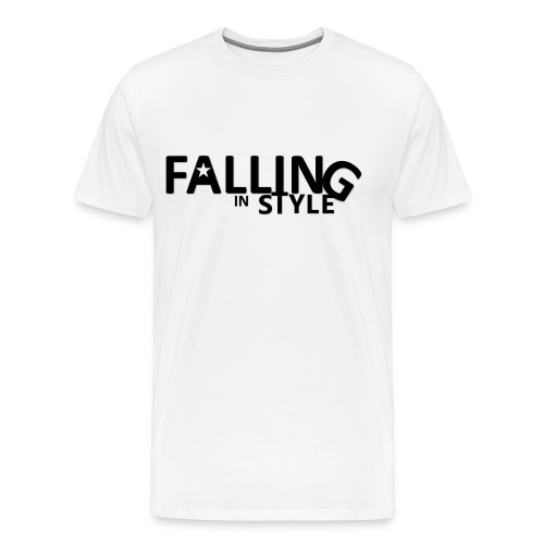 Falling In Style - Men's Premium T-Shirt