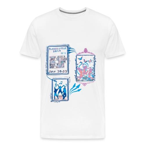 amazon parookaville - Männer Premium T-Shirt