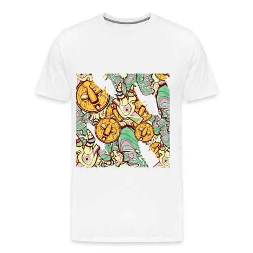 Mask Factory - Day Edition - Men's Premium T-Shirt